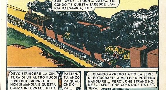 Fumetto italiano vintage: Sem & Pan