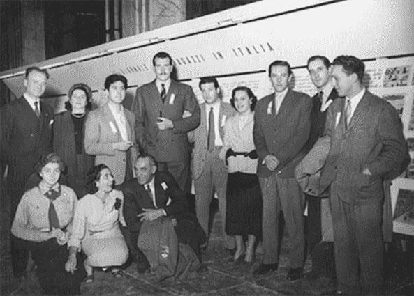 First Italian ComicCon 1950