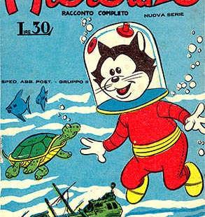 Fumetto Italiano Vintage: Miciolino