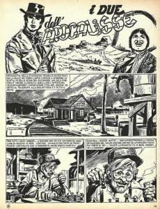Fumetto Italiano Vintage_I Due dell'Apocalisse