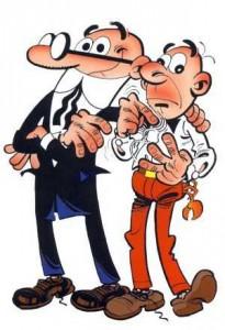 Mortadelo y Filemón Caccia al ladro