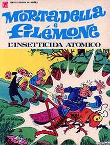 Mortadelo y Filemón - Caccia al ladro