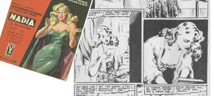 Cartoonist Women: Lina Buffolente