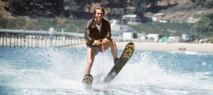 Jumping the shark: Happy Days