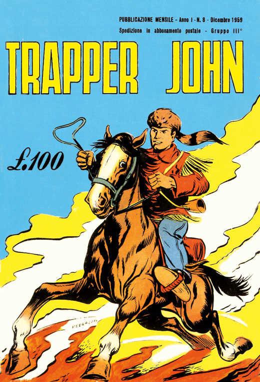 Trapper John vs Trapper John