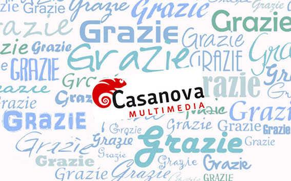 Omaggio alla Casanova Multimedia