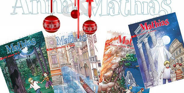 Xmas is coming… the comic books too