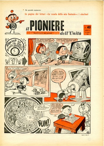 Fumetti italiani vintage: Atomino