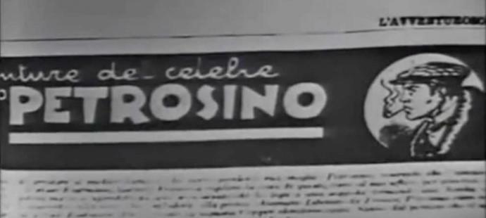 Joe Petrosino, Fred Bongusto, il fumetto