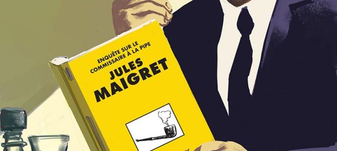 Jules Maigret enquête sur le commissaire à la pipe