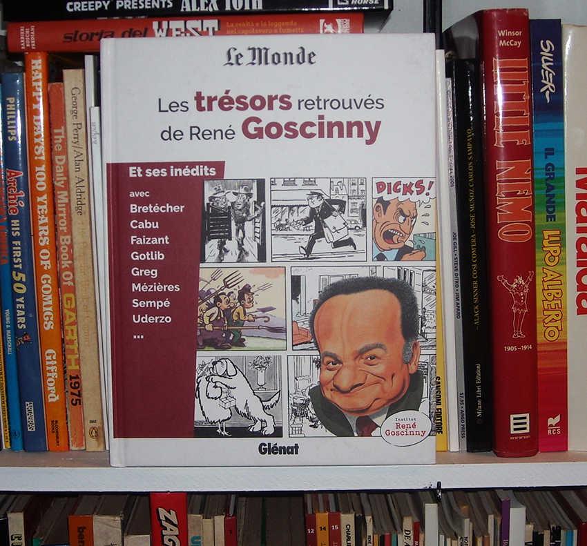 Another Christmas gift: les trésor de Goscinny