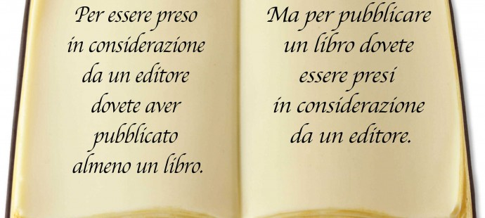 Comma 22 dell'editoria