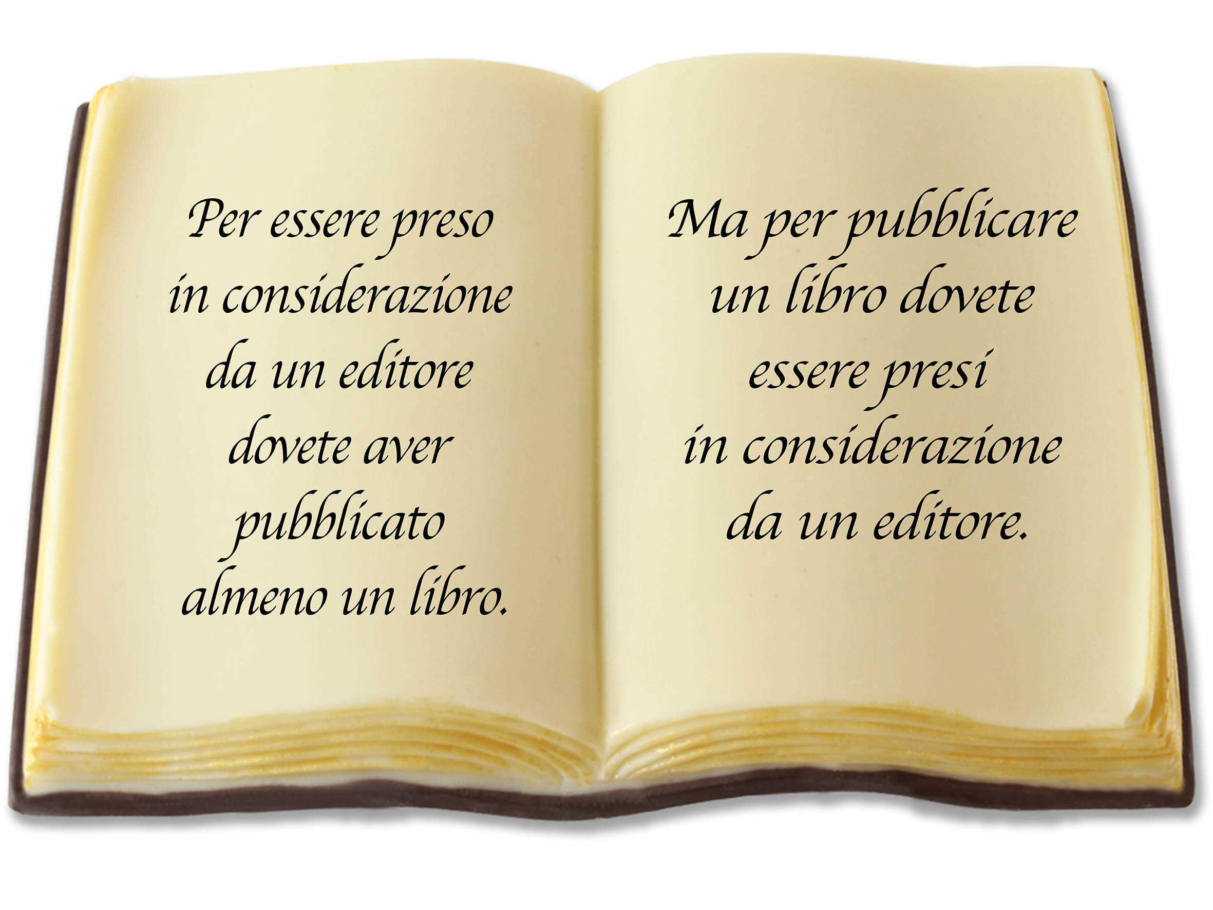 Comma 22 dell'editoria