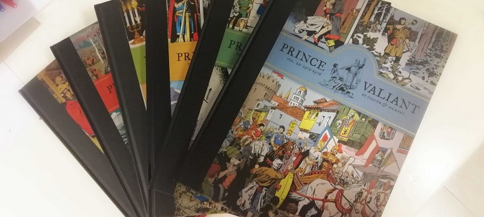 Prince Valiant, a great (and big) Christmas gift