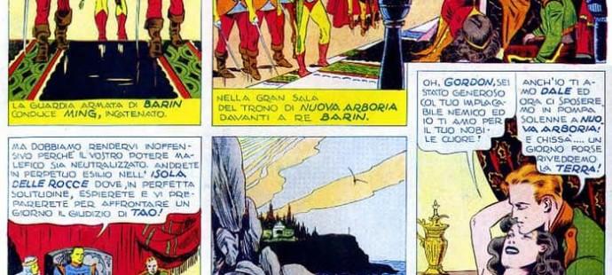 A family in comics: the Fantoni's
