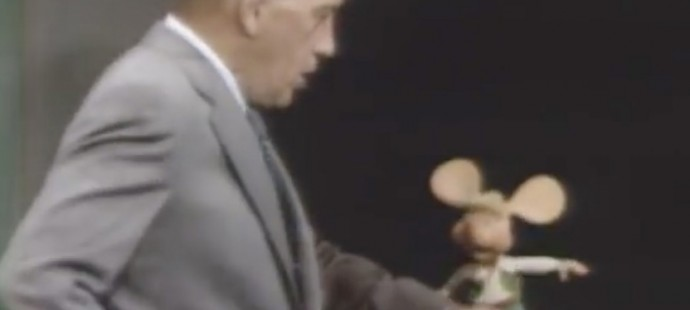 Nemo propheta in patria: Topo Gigio on The Ed Sullivan Show