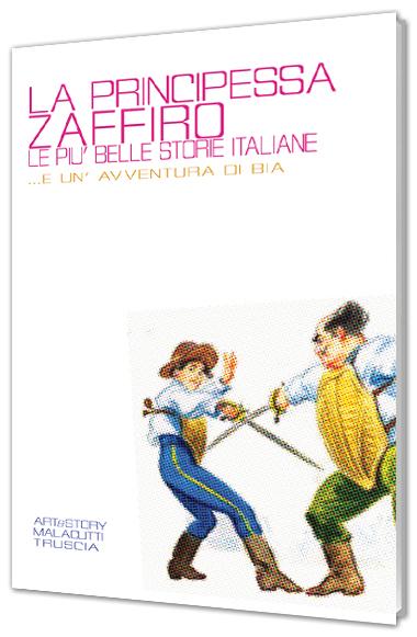 The untold Principessa Zaffiro (Ribbon no kishi)