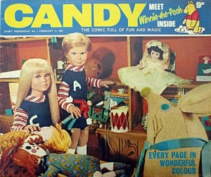 Topo Gigio in Candy Magazine Gerry Anderson