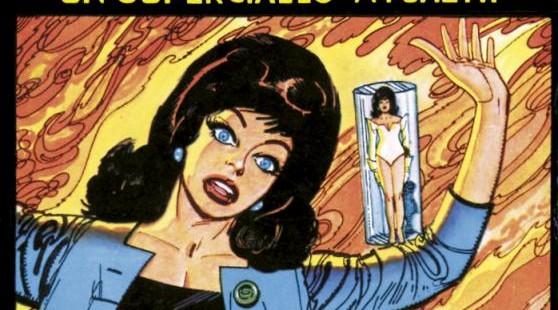 Fumetti italiani vintage: Barbel