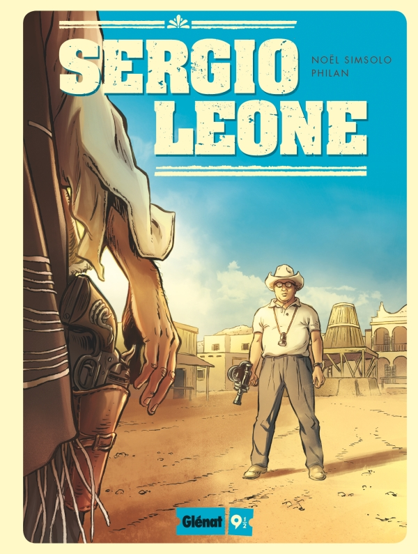 Sergio Leone great Bio Comic Book