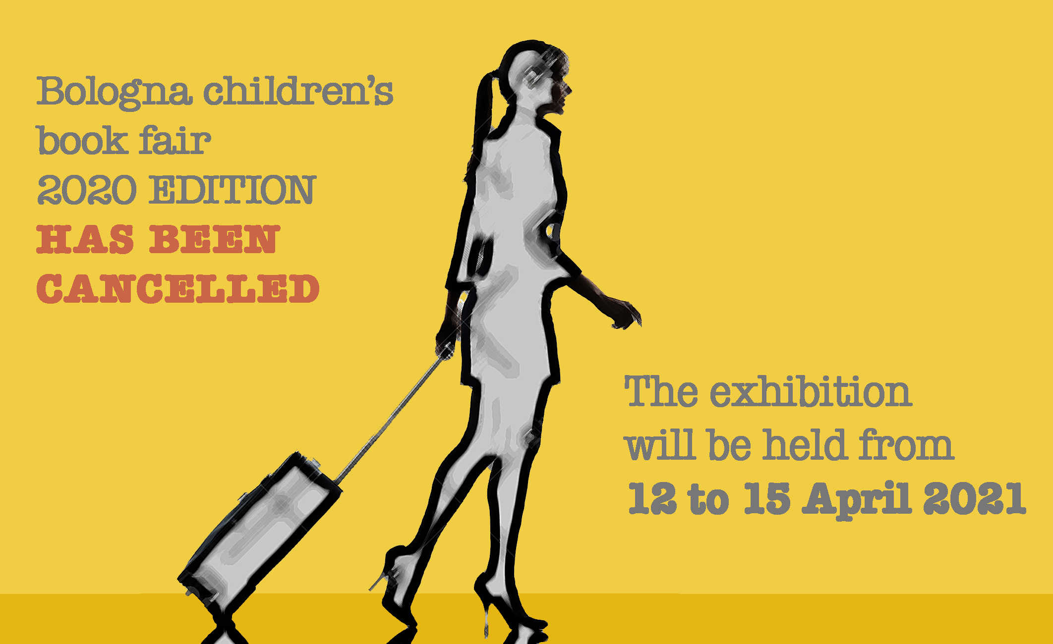 Bologna Childrens Bookfair 2020 edition has been cancelled