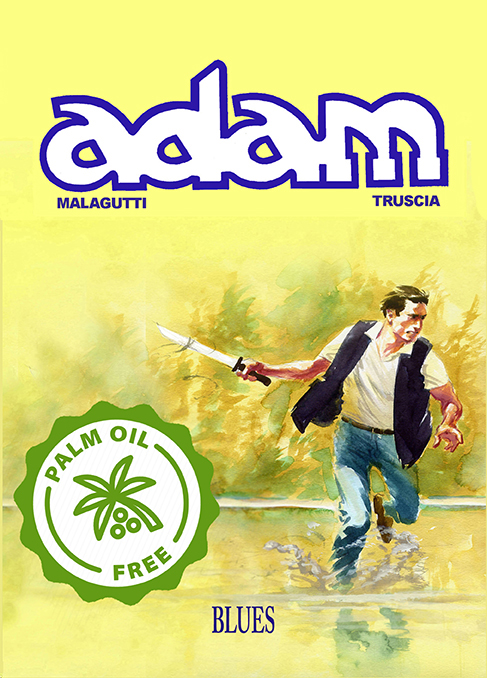 Adam new edition Palm Oil Free
