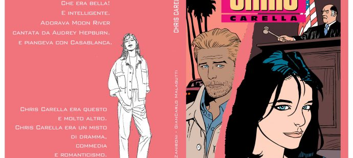 Chris Carella unpublished free comic