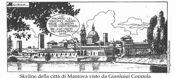 la mysteriosa Mantova nel fumetto di Gianluigi Coppola