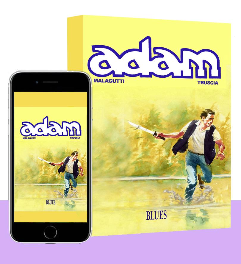 Adam Graphic Novel