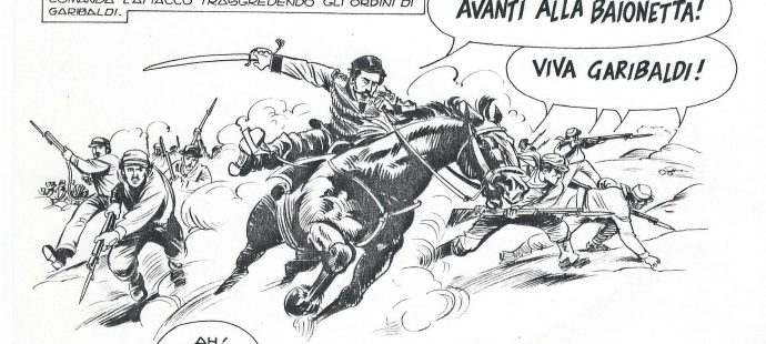Garibaldi biographic novel