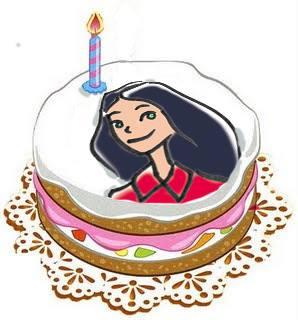 Xtina fifth birthday