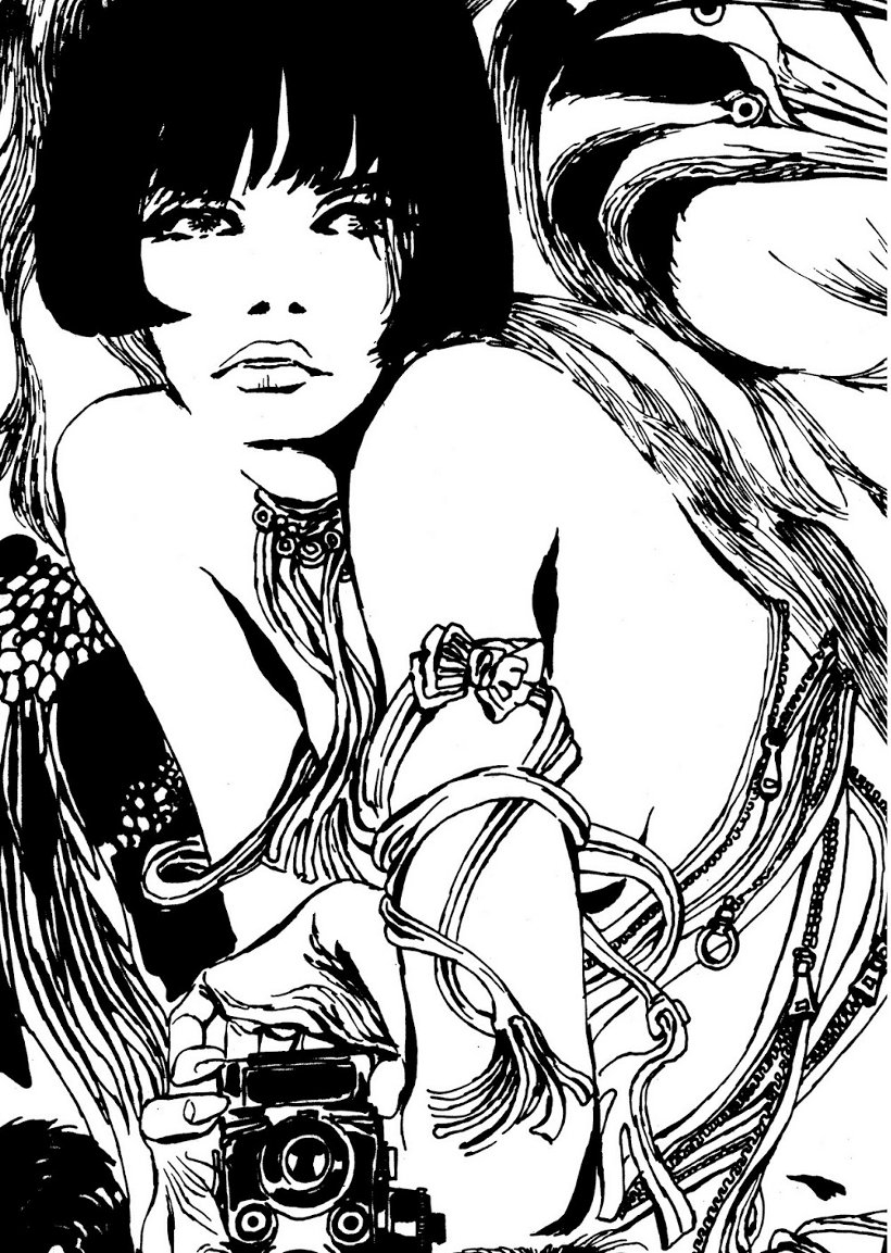 Born Today Guido Crepax