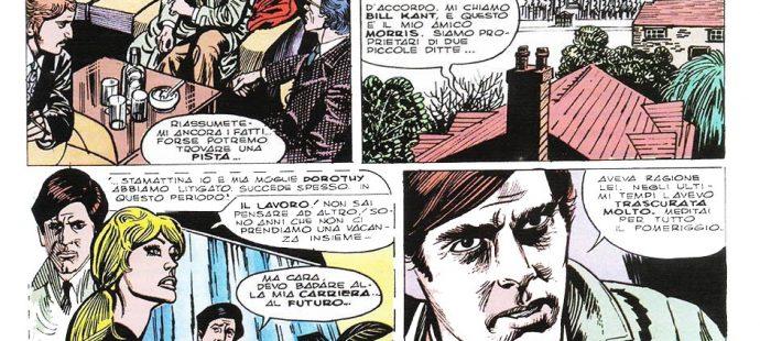 Nove inchieste nel buio per Mister Charade