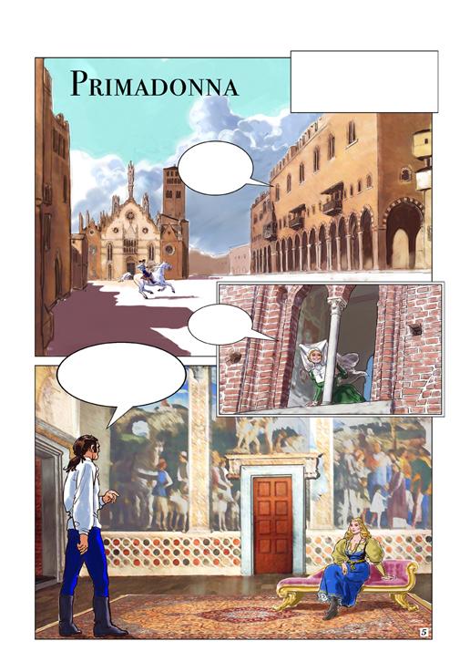 Historical graphic novel seeks artist