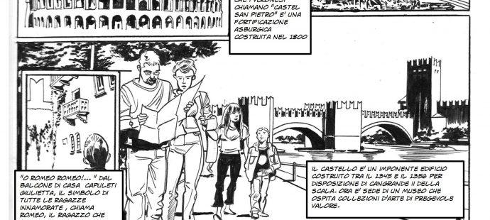 Opera in Comics