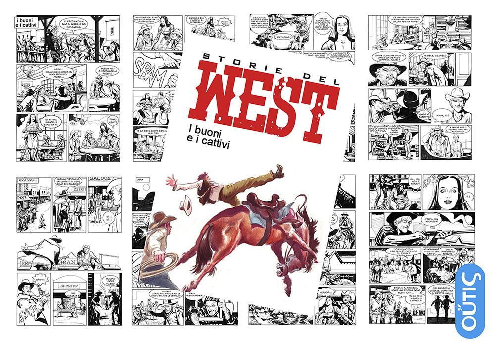 Western comic book- New artists are welcomed