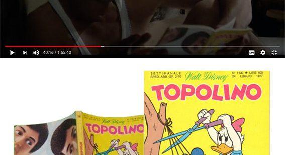 Adriano Celentano legge Topolino