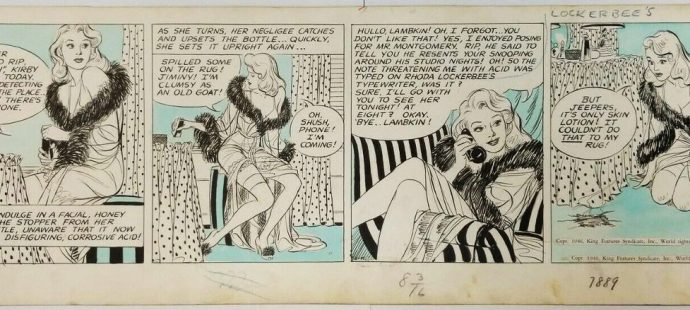 Born today Alex Raymond