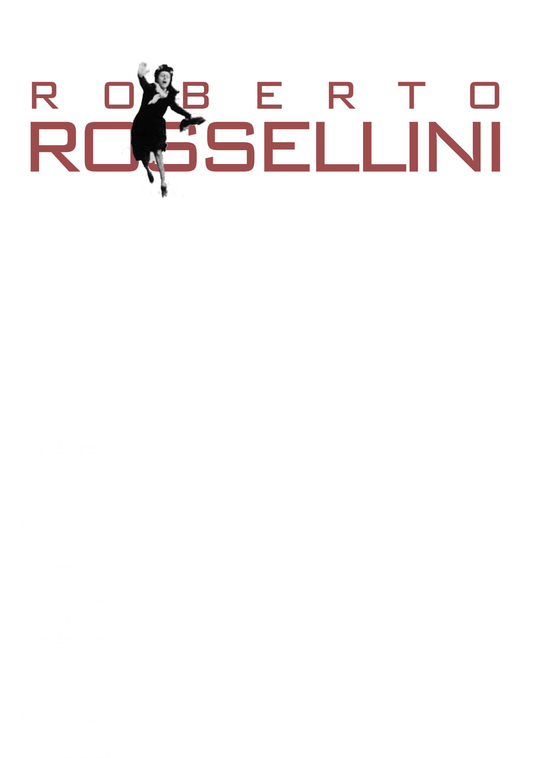 Rossellini a comic biopic?