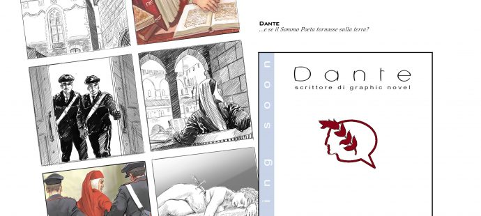 Dante Alighieri autore di graphic novel