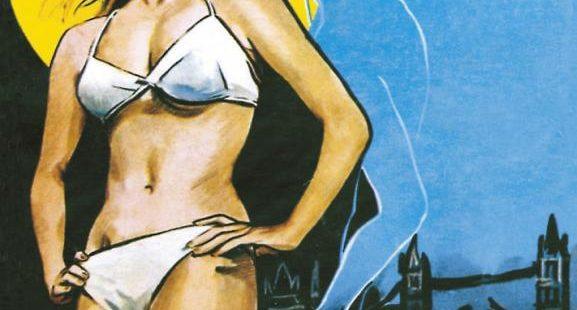 Obscure fumetti La Donna Invisibile