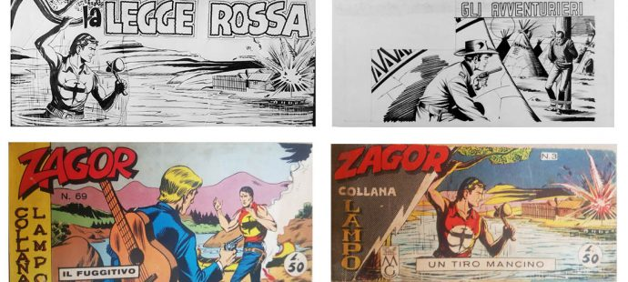 Raffaele Cormio original covers