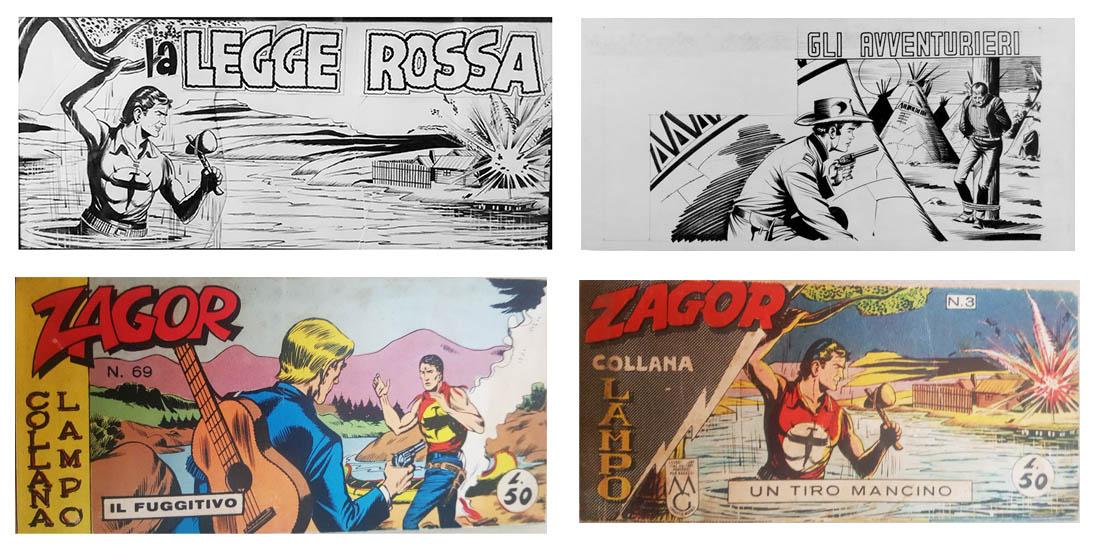 Raffaele Cormio original covers