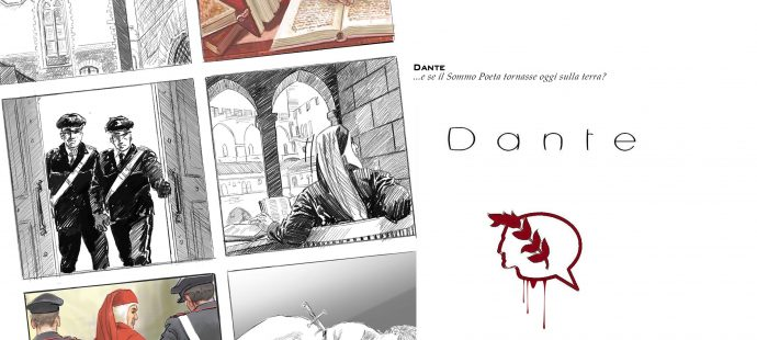 Dante graphic novel is coming