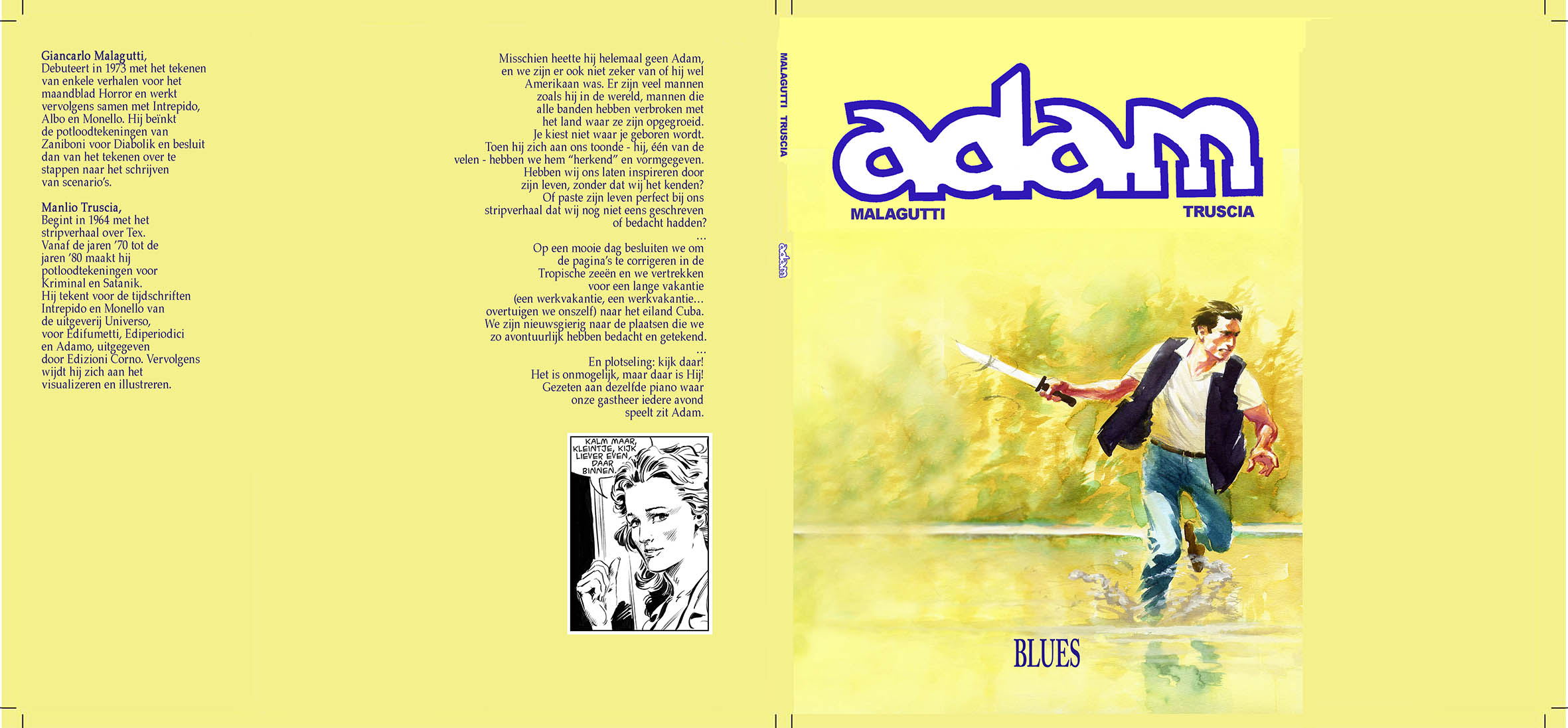 Adam Dutch edition