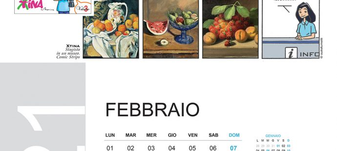 February with OutisFumetti