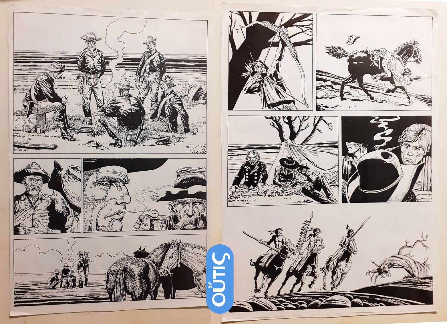 Test pages for KP