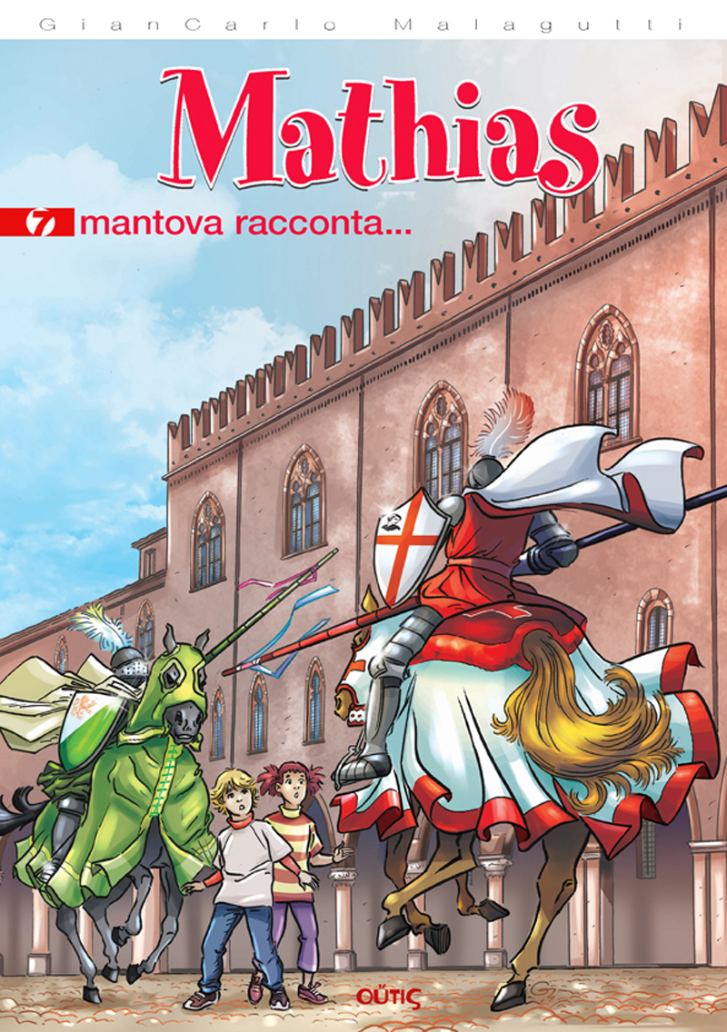 Anna and Mathias adventure in Mantua…