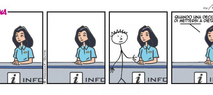 Xtina Sunday Comic Strip