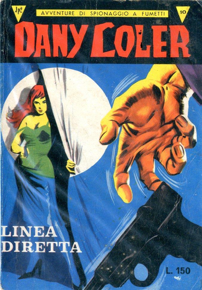 Fumetti Neri Dany Coler